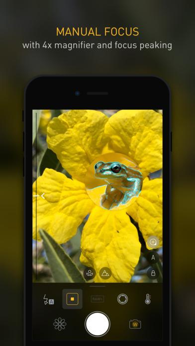 Camera-M screenshot 2