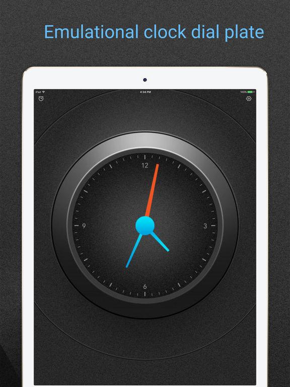 App Shopper Desktop Clock Handy Alarm Clock Analog