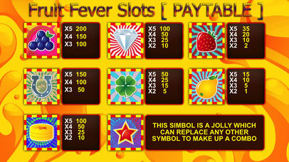 Fruit Fever Slots screenshot 2
