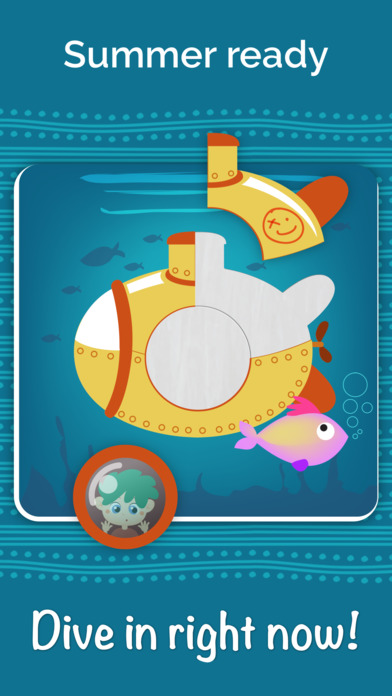 Cars,Planes,Ships! Puzzle Games for Toddlers. AmBa screenshot 5