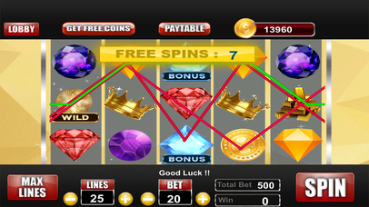 Screenshot 3 Casino Eight- Mega Slot Machines