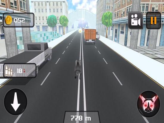 Kitty Cat Rush 3D Game screenshot 9