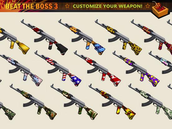Screenshots of Beat the Boss 3 for iPad