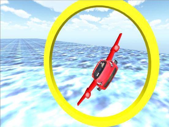 Extreme Flying Car Adventure screenshot 8