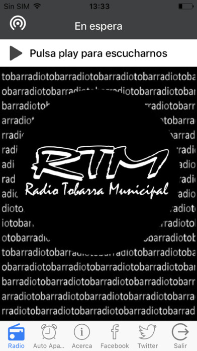 Radio Tobarra Municipal screenshot 3