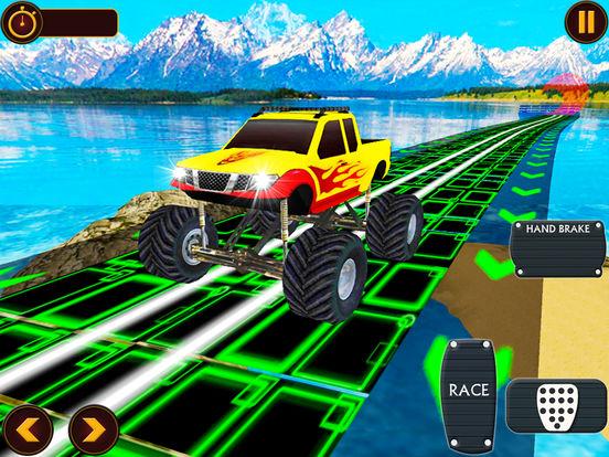 Top Monster Truck: Offroad Challenge Race screenshot 7