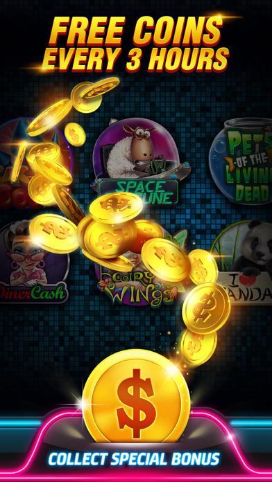 Slotomania Slots Casino: Vegas Slot Machines Games screenshot