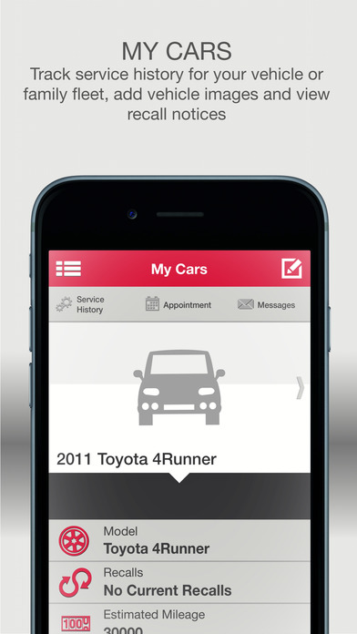 App Shopper Bondy S Toyota Productivity