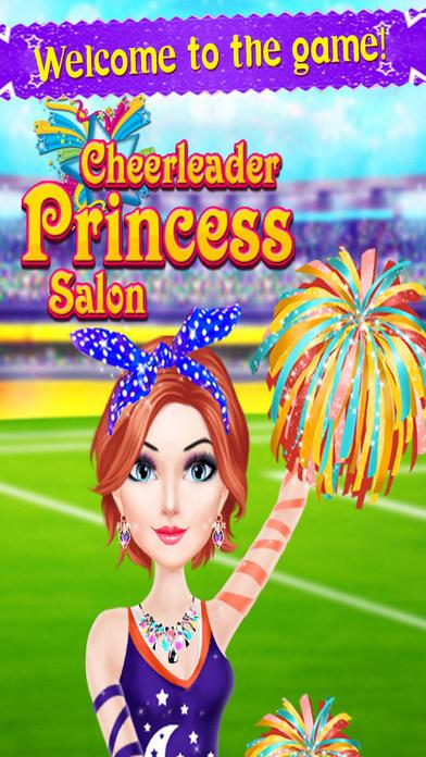 Cheer Leader Princess Salon PRO Screenshot 1