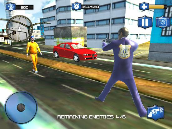 Police Hero Crime City Battle screenshot 8