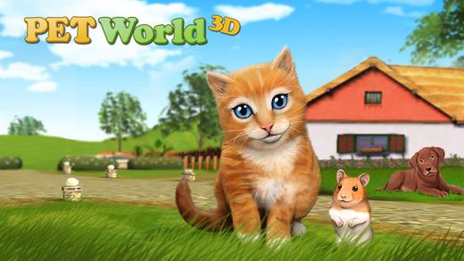 PetWorld 3D: Мой приют для животных Premium Screenshot