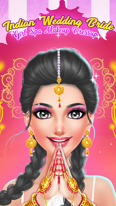 Indian Wedding Brides Game screenshot 4
