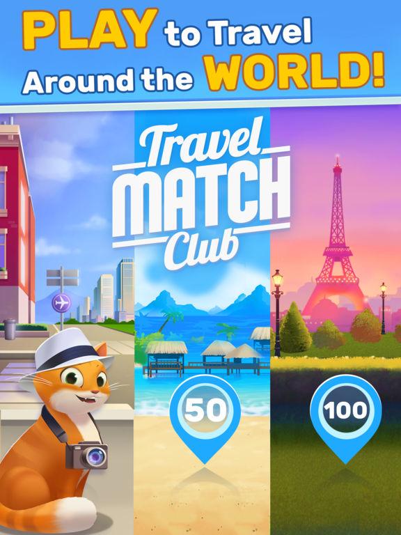 Travel Match Club screenshot 7