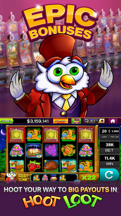 how does high 5 casino work