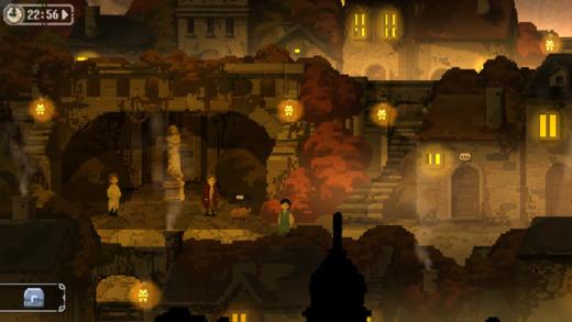 女巫之岛游戏截图