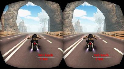 VR Motorcycle Rider screenshot 1