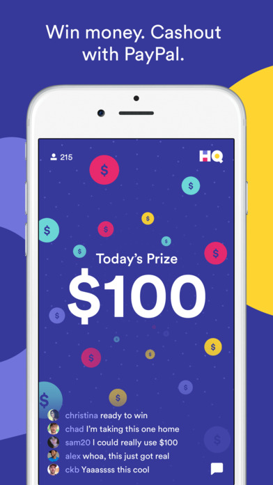 HQ - Live Trivia Game Show screenshot 3