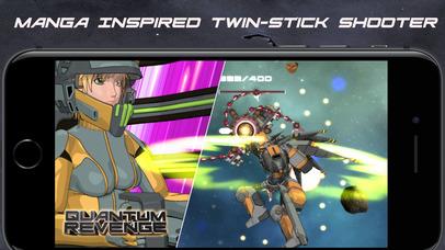 Quantum Revenge Lite screenshot 3