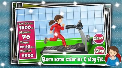 Princess Royal Fitness Workout screenshot 1