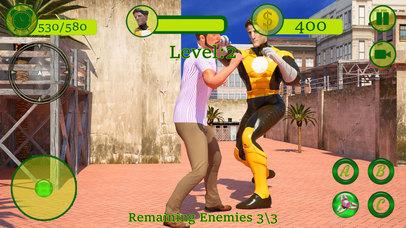 Fidget Spinner Superhero Street Battle screenshot 5