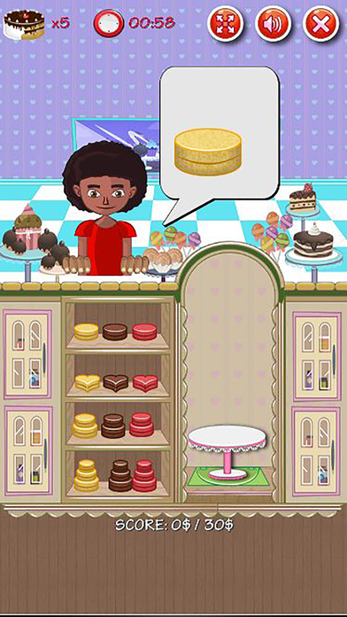 Bakery Cake Maker Shop screenshot 1