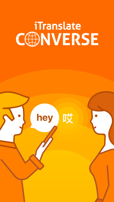 iTranslate Converse screenshot 1