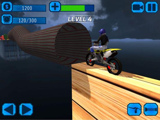 Impossible Motor Bike Tracks screenshot 7