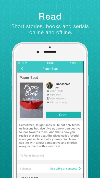 iPhone Apps for Writers