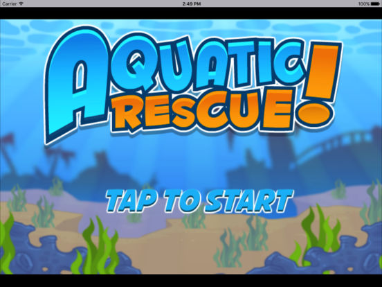 海底生物救援-好玩的闯关小游戏 screenshot 5