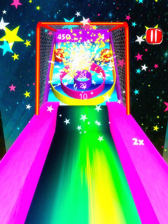 3D Roller Skee Ball 2017 screenshot 7