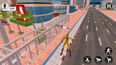 Spider Hero: Rescue Operations screenshot 3