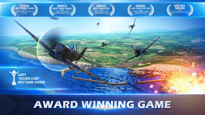War Wings iOS Screenshots