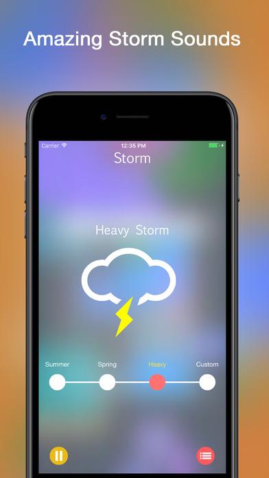 Storm - Rain Sounds Like No Other Screenshots
