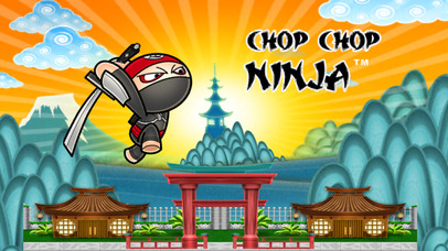 Chop Chop Ninja screenshot 1