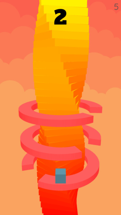 Tap Tap Tower screenshot 1