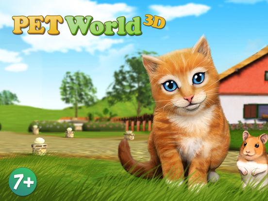 PetWorld 3D: My Animal Rescue Premium Screenshots