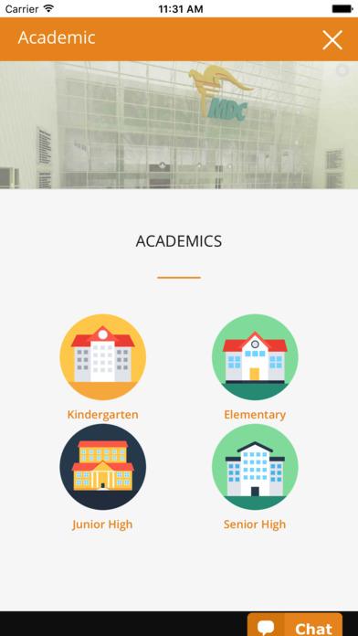 MDC School screenshot 4