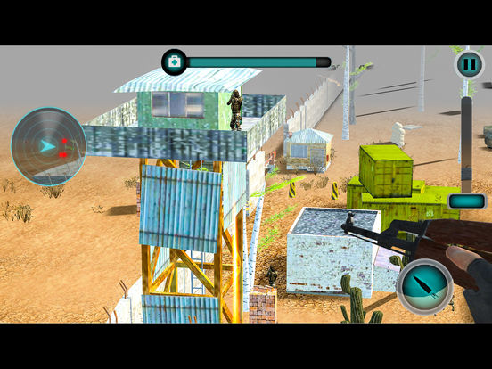 Stealth Sniper Strike screenshot 6