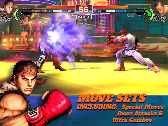 Street Fighter IV Champion Edition screenshot 6