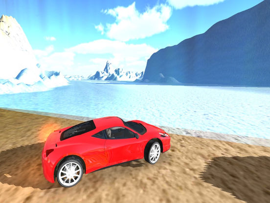 Extreme Flying Car Adventure screenshot 5