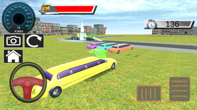 Impossible Limo Truck Driver screenshot 2