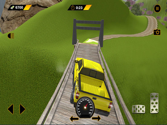 Offroad Extreme Hill Climb-Monster Truck Simulator screenshot 10