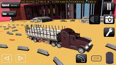 Offroad Cargo Trailer Transport 2017 screenshot 2
