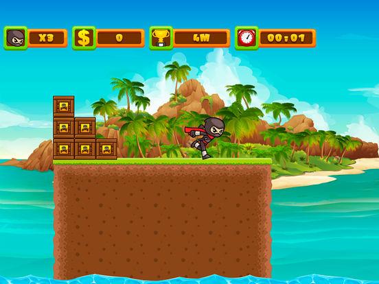Running Ninja screenshot 4