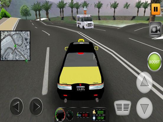 Taxi Simulator 2017: City Car Driving screenshot 10