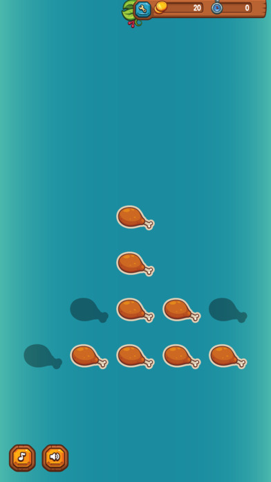 Paradise Game Food Distribution screenshot 4