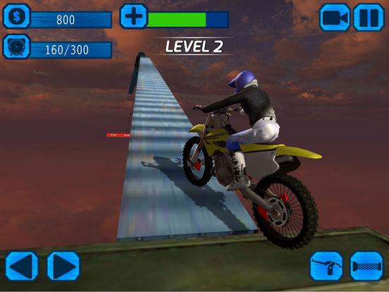 Impossible Motor Bike Tracks screenshot 10