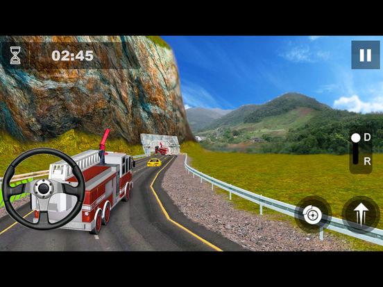 Fire Fighter Rescue Operation screenshot 8