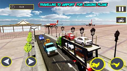 Airplane Cargo Transport 2k17 screenshot 4