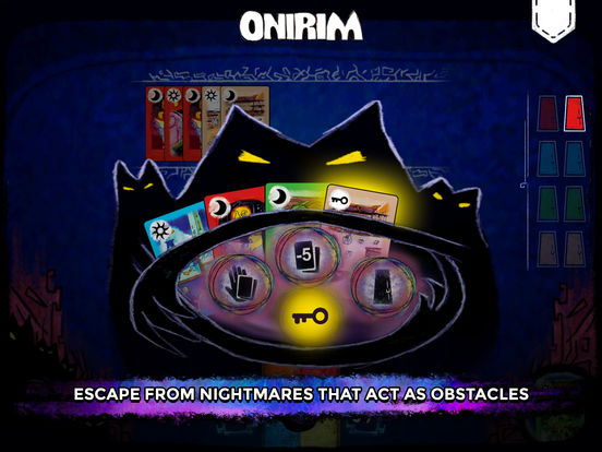 Onirim - Solitaire Card Game Screenshots